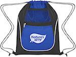 Polyester Drawstring Sport Bags